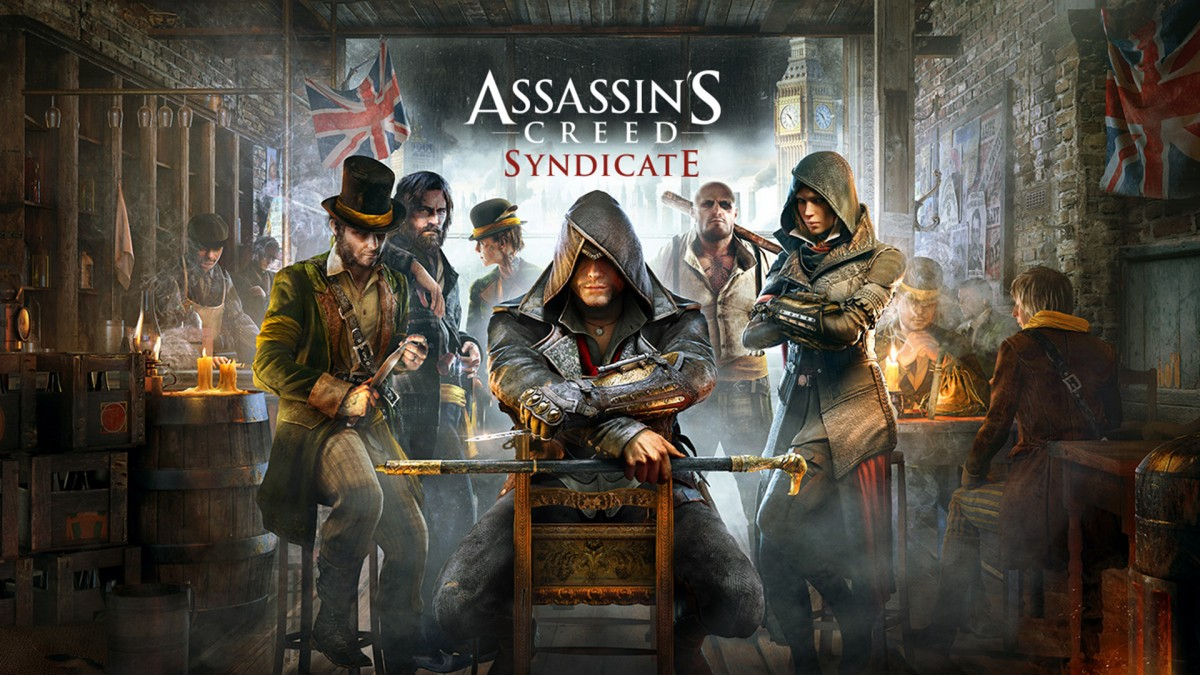 تحميل لعبة assassin's creed syndicate مضغوطة