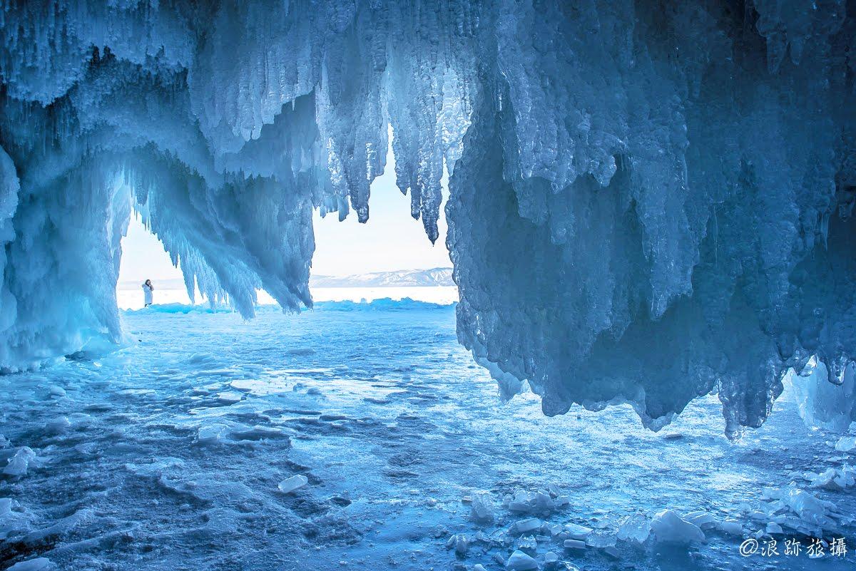 俄羅斯‧貝加爾湖‧藍冰 - 北線