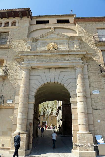 Portal del Puente, Solsona
