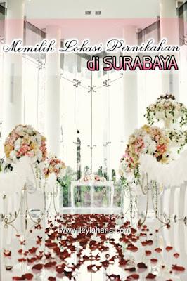 harga gedung pernikahan Surabaya