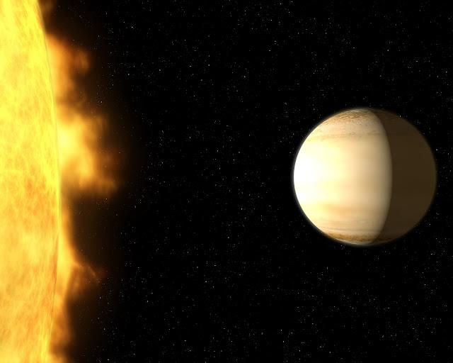 Exoplanet Wasp-39b