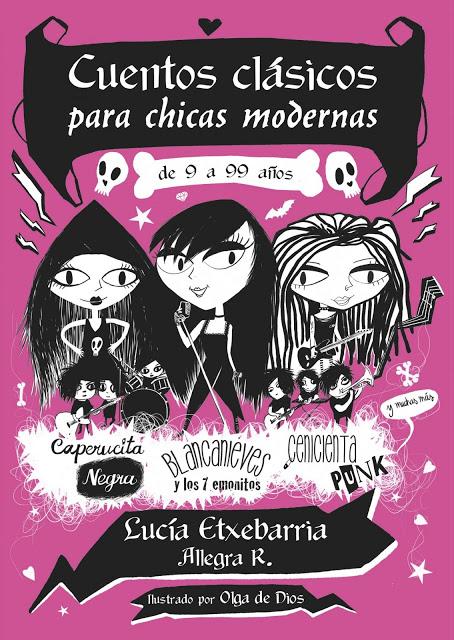 Cuentos clásicos libro de Lucía Etxebarría y Olga de Dios