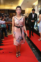 Actress Pranitha Subhash Pos in Short Dress at SIIMA Short Film Awards 2017 .COM 0153.JPG
