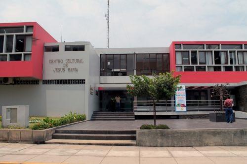 Biblioteca Municipal de Jesús María