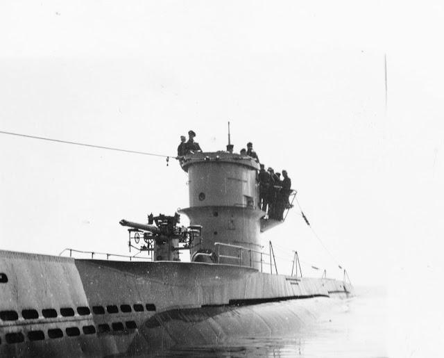 U-331, 29 July 1941 worldwartwo.filminspector.com