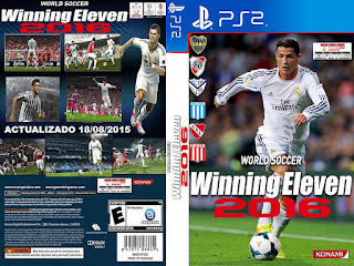 Cheat Winning Eleven WE 2016 PS2 Terbaru