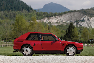 1985 Lancia Delta S4 Side Right