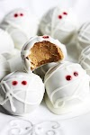 Pumpkin Cheesecake Truffle Mummies - Top Recipes On The Internet