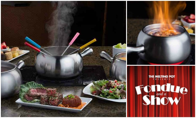 Fondue and a Show from Melting Pot Atlanta and Fox Theatre Nutcracker