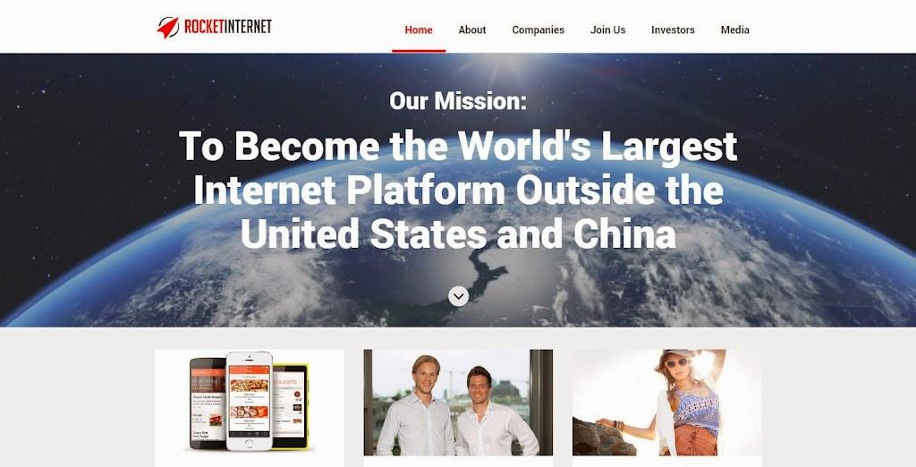 把創業變成一門好生意,Rocket Internet將募資16億歐元成德國最強IPO
