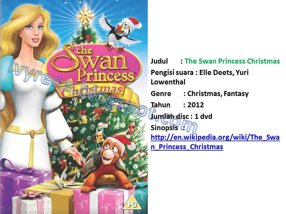 The Swan Princess Christmas.Ivyrena S Corner The Swan Princess Christmas