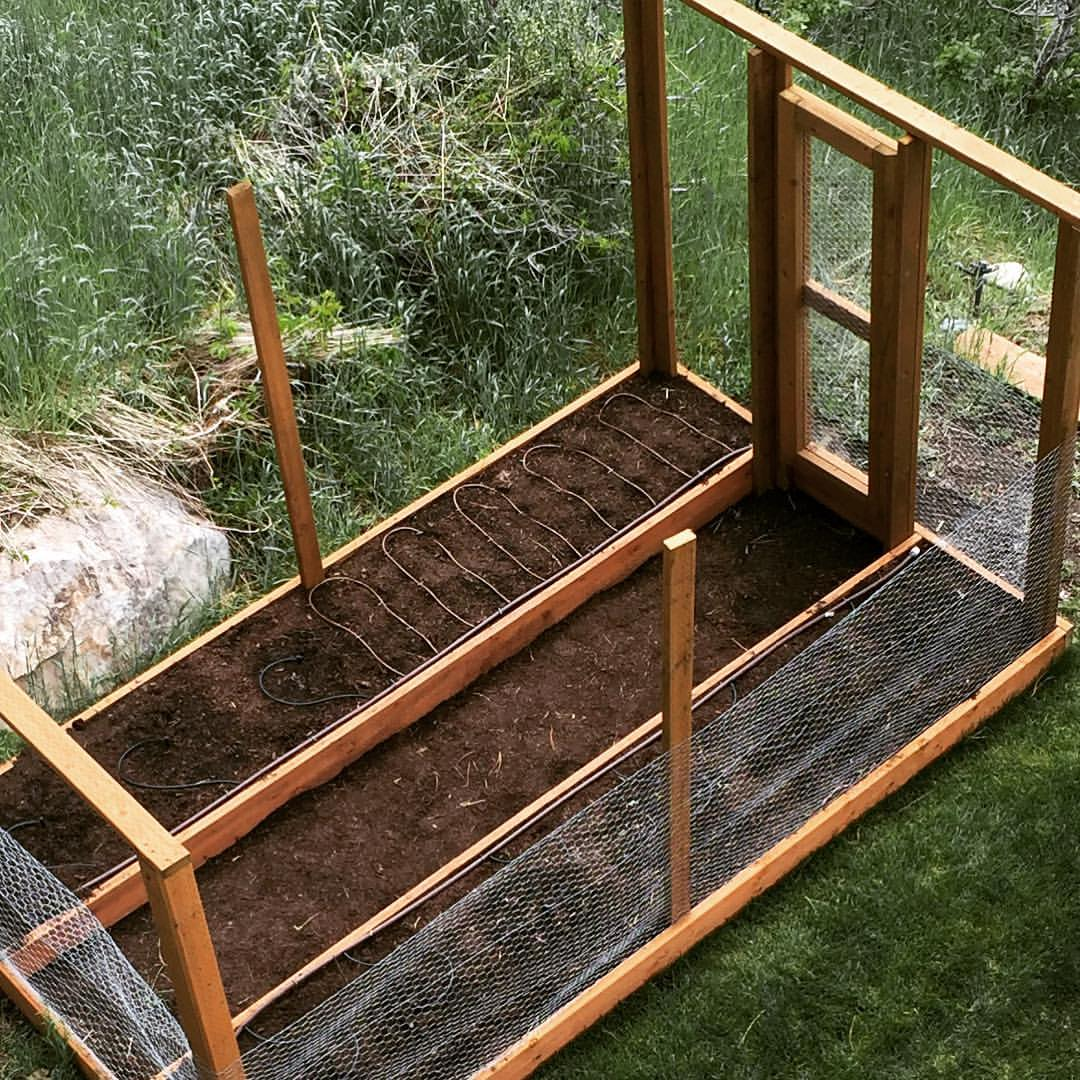 Finally a New Garden Space for Kalyn (with Thanks to Mark and Lisa ...