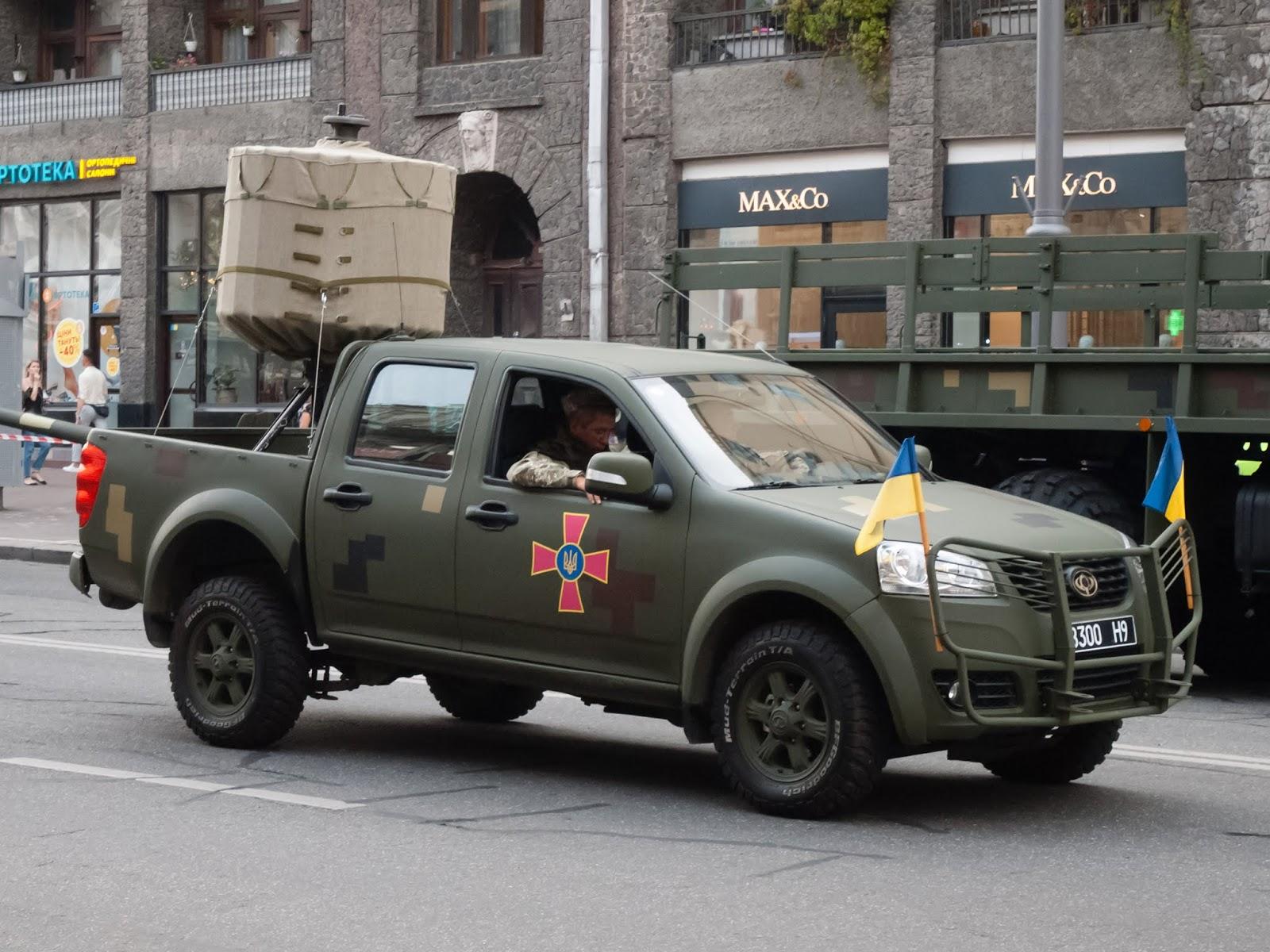 У Черкасах виготовляють Богдан-2351 на замовлення ЗСУ