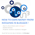 How To Earn Money From Infolinks In Blogger