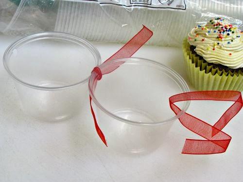 Embalagem para cupcakes - DIY