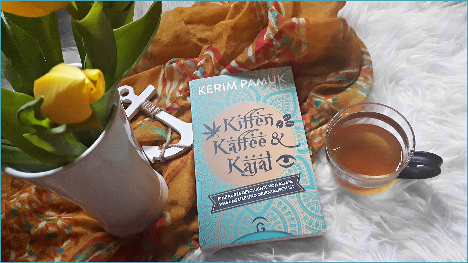 Rezension Kiffen, Kaffee & Kajal Kerim Pamuk