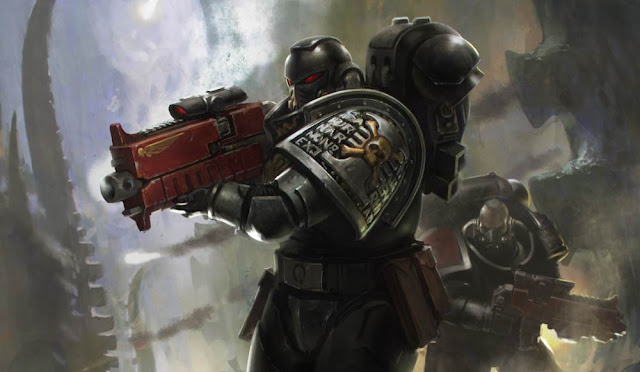 Intercessors Deathwatch