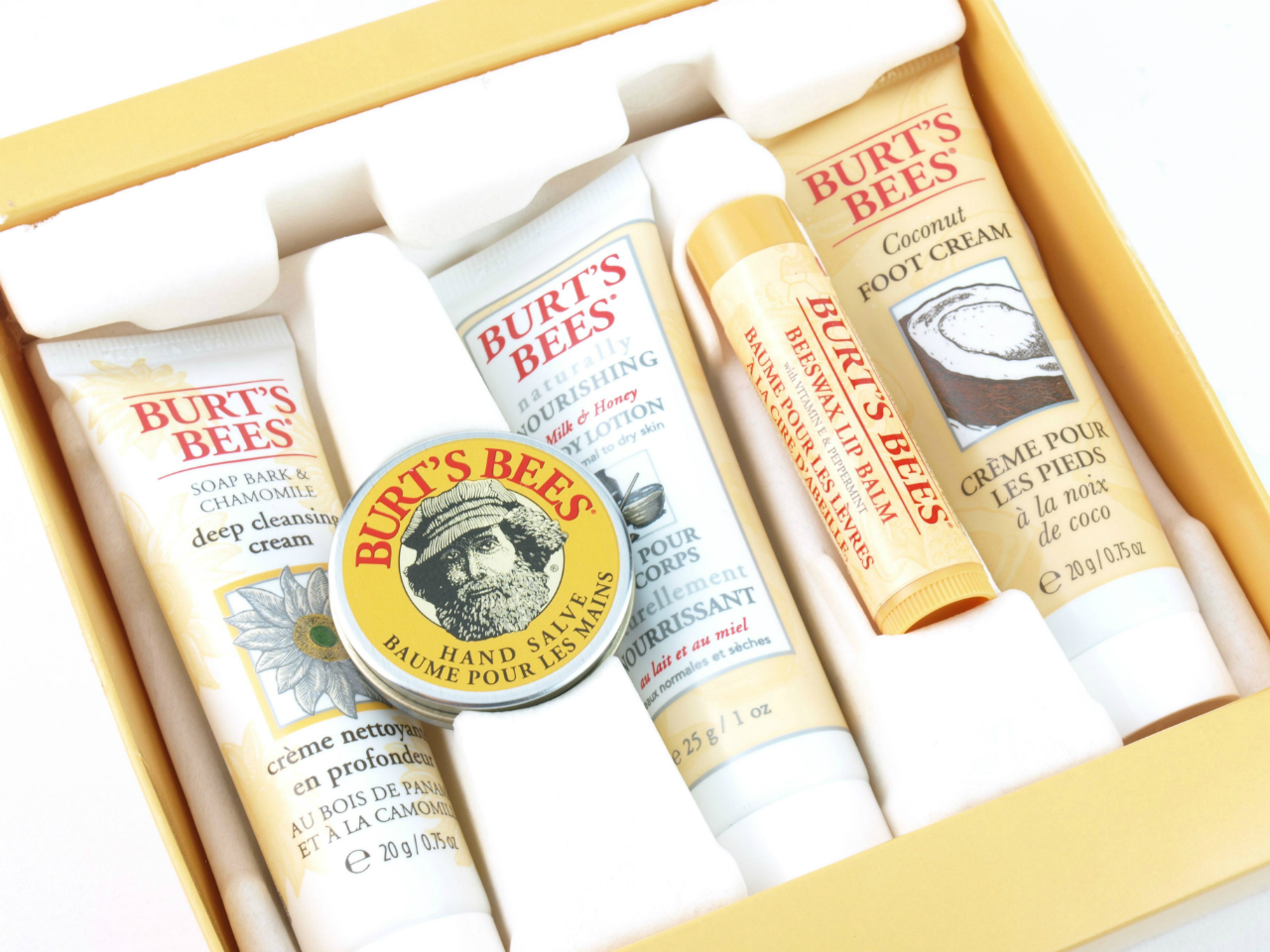 Burt's Bees Honeymoon Suite Kit