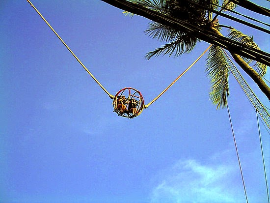 Bali sllingshot
