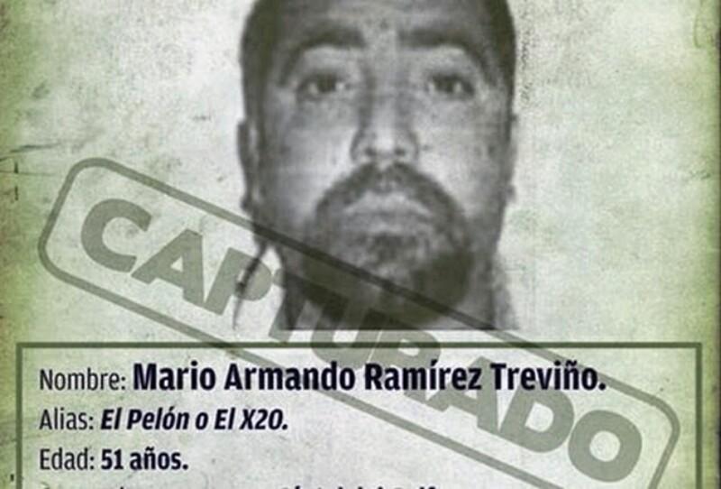 """EL """"X-20 MARIO PELON"""" al """"BANQUILLO de los ACUSADOS en ESTADOS UNIDOS...aun con cadena perpetua quedaría a deber años carcel."""