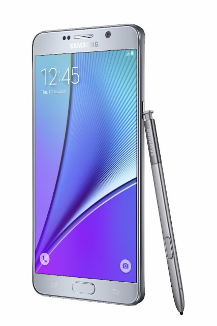 Samsung Galaxy Note 5 - Silver Titanium