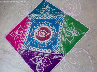 Download Makar Sankranti Rangolis