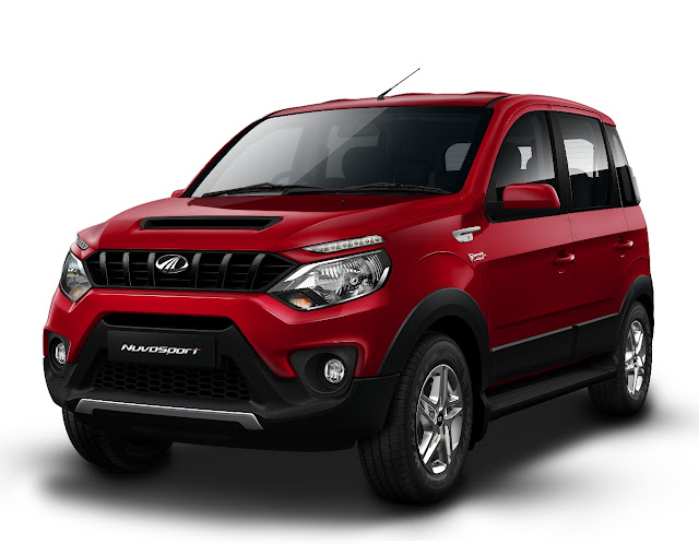 "Mahindra Revealed Its Quanto replacement- ""NuvoSport"""