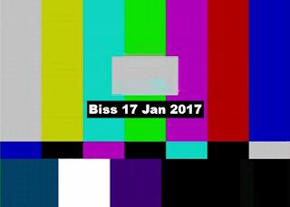 Bisskey 17 Januari 2017