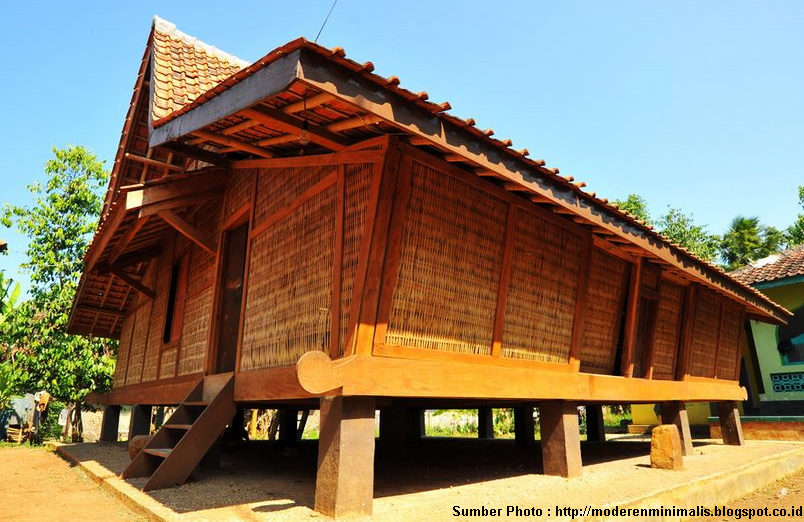 480 Koleksi Gambar Rumah Dari Bilik Khas Sunda HD