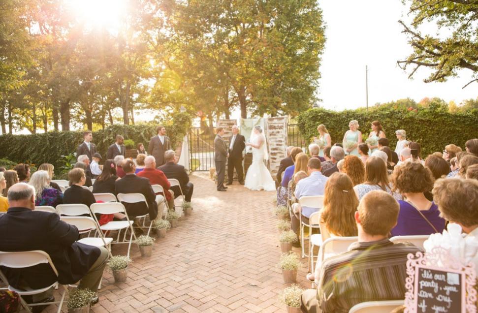 Stonewall Farm Wedding Venues