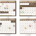 Kalendar 2017 by Cikgugrafik
