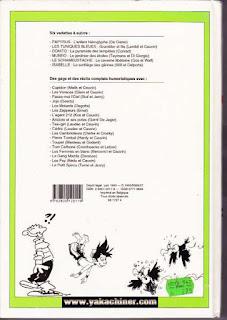 Nombreux album Spirou est disponible à la vente, la bonne occaz