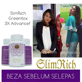 SLIMRICH GREENTOX BOTANICAL SLIMMING