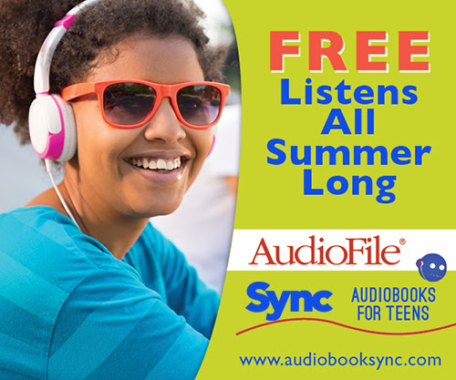 SYNC Audiobooks - Free all summer!