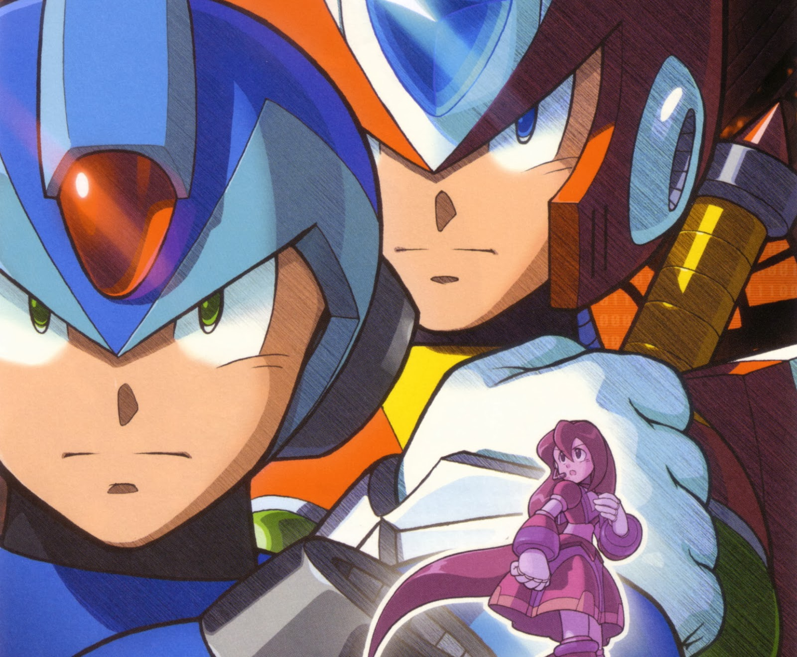 Rockman Corner Mega Man Xtreme 2 Slated For Japan Eshop