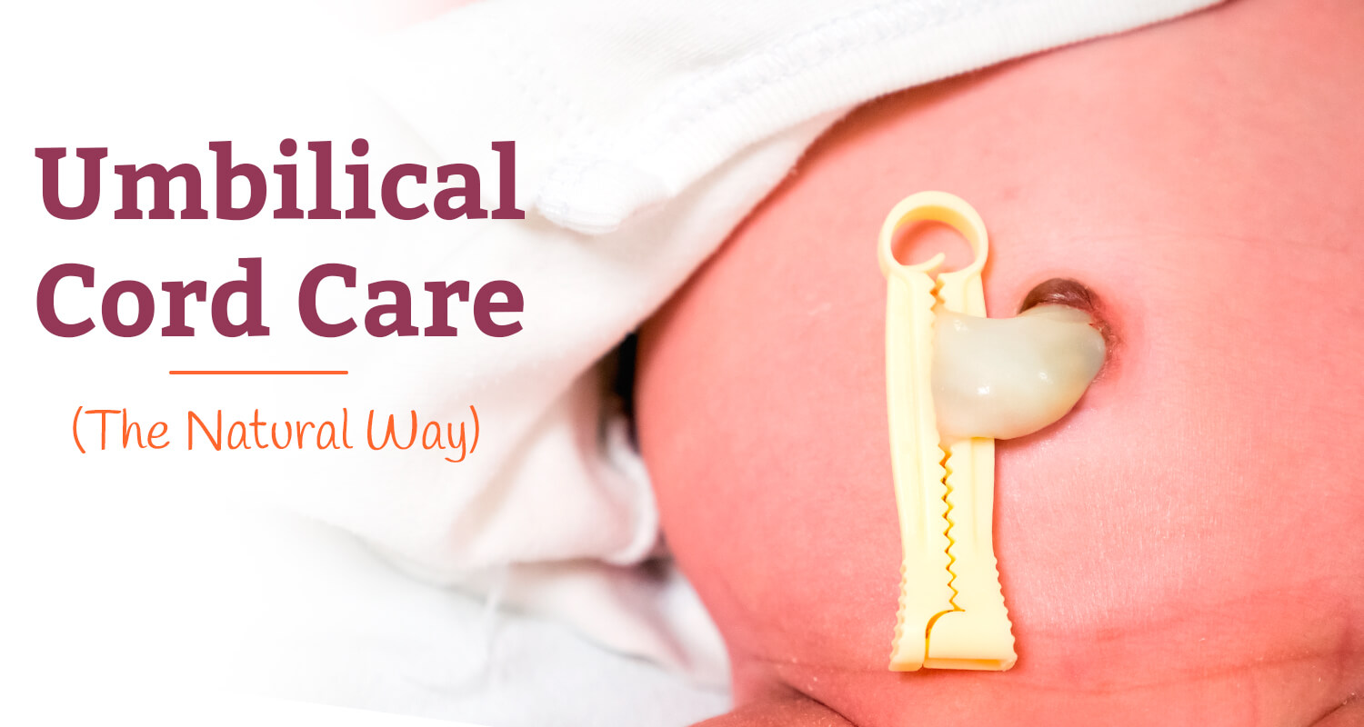 A Guide to Umbilical Stump Care for a Newborn