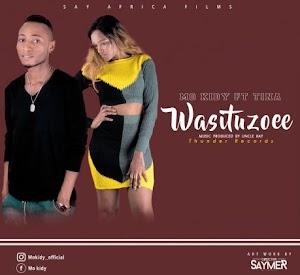 Download Audio   Mo kid Ft. Tinna – Wasituzoe