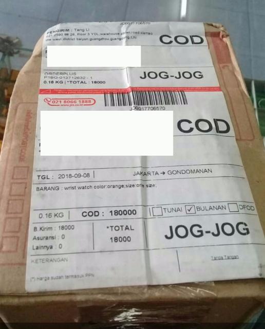 Viral Paket dari China Isi Narkoba, Ternyata Ini Isi yang Sebenarnya! Mengejutkan