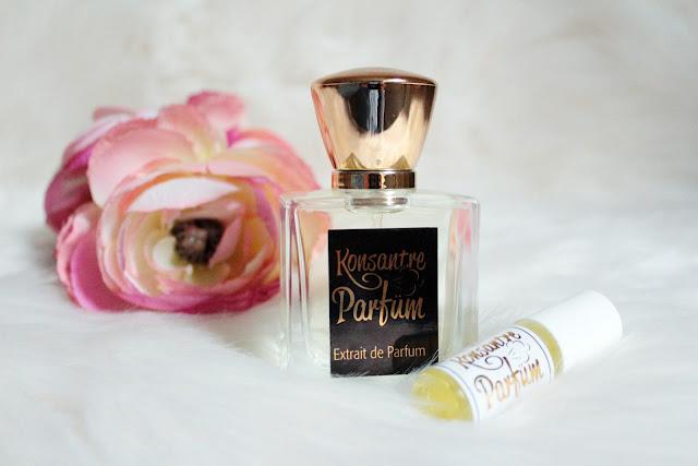 konsantre parfum