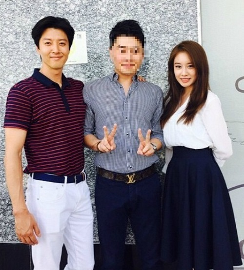 Jiyeon Dating Lee Dong Gun T-ara Enjoy Korea Hui Encounter
