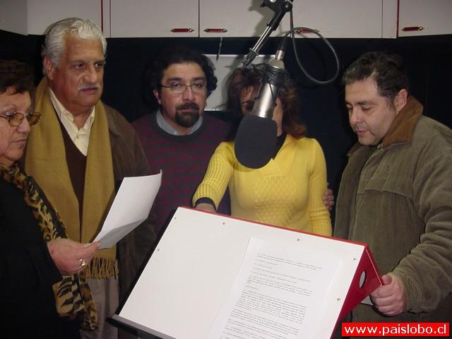 Radioteatro de Navidad para Adultos Mayores