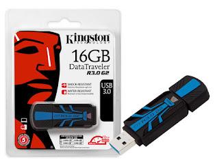 Pen Drive Usb 16GB Kingston
