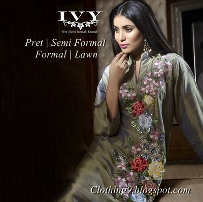 ecd3d61670 Ivy Prints presents spring summer collection 2015 at all outlets of Saleem  Fabrics, Al Fatah Mall, Portia Fabrics and Raja Sahib from 30th march 2015.