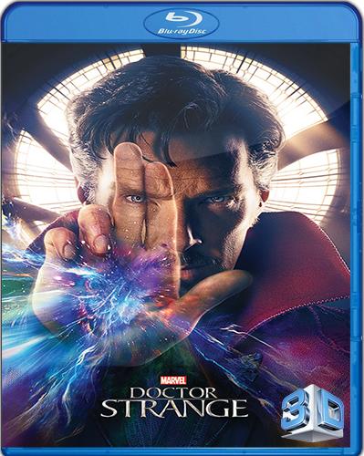 Doctor Strange [2016] [BD50] [Latino] [3D]