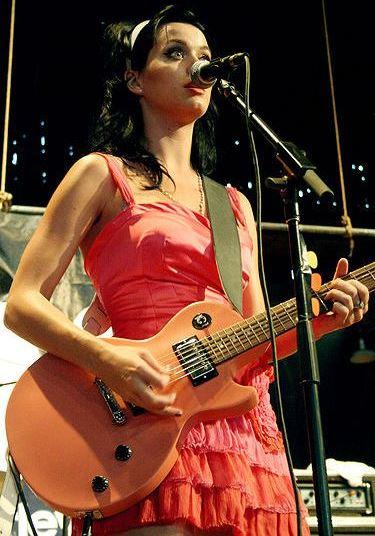 Foto de Katy Perry en el escenario