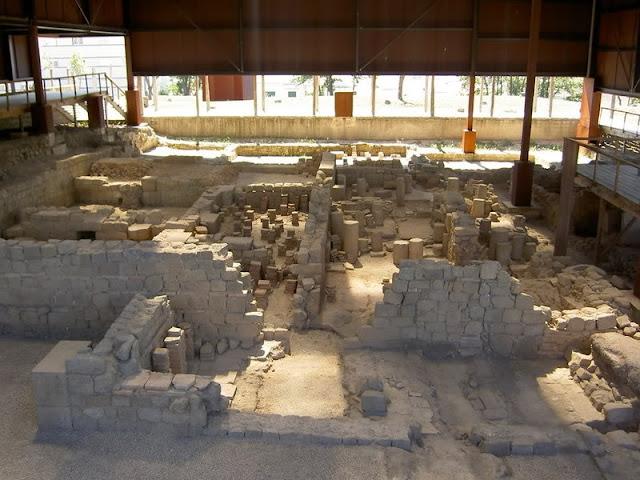 Termas romanas de Maximinos em Braga