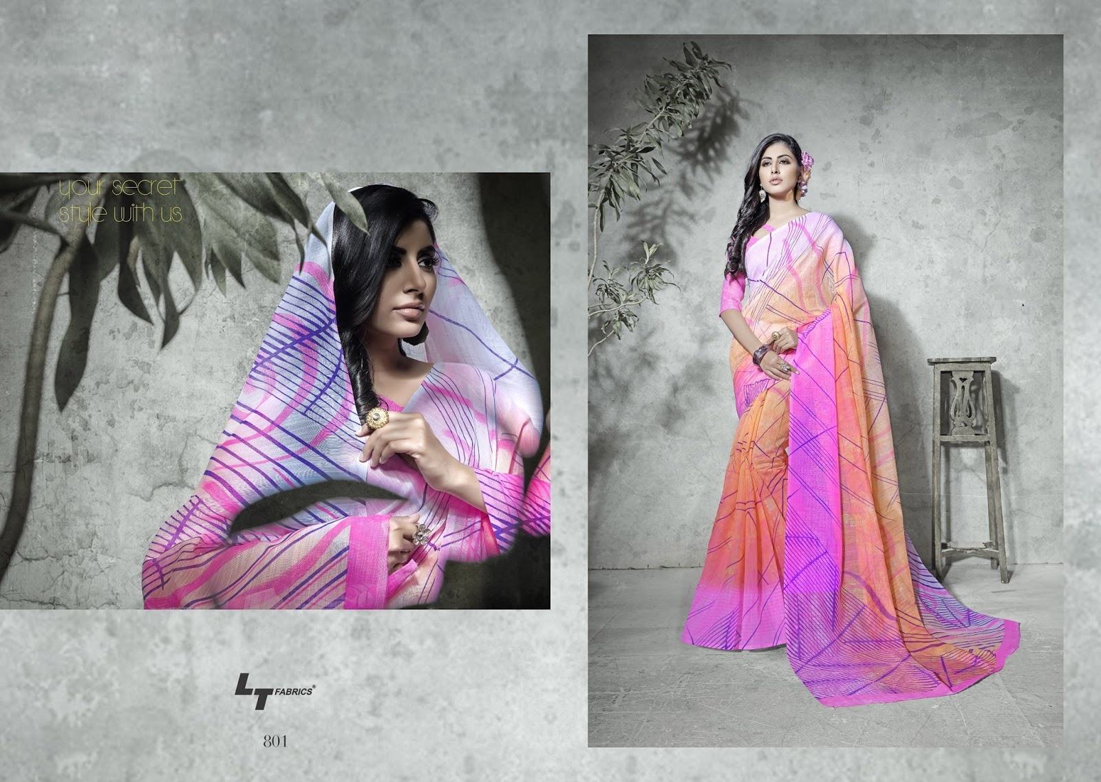 Cotton Shades – Silk Unique Collection Of Printed Saree