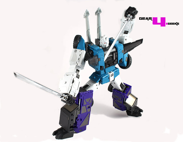 DX9 Hattori Hanzo Review