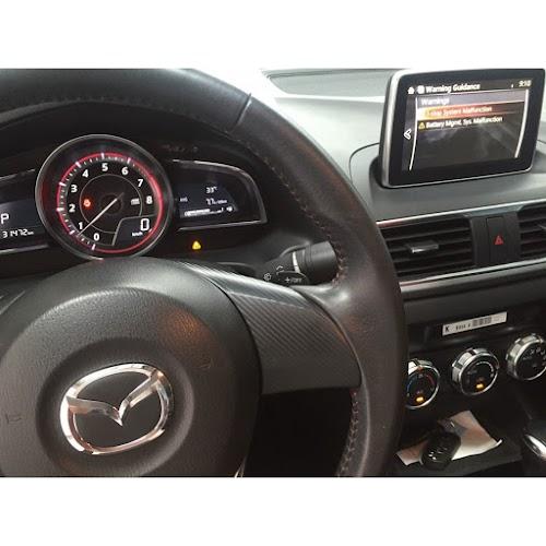 Ắc quy khô 65Ah chuyên dùng cho xe Mazda có i-stop chính hãng| Ắc quy xe Mazda| Ắc quy Mazda Cx5| Ắc quy mazda 3