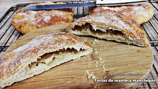 Tortas De Manteca Manchegas
